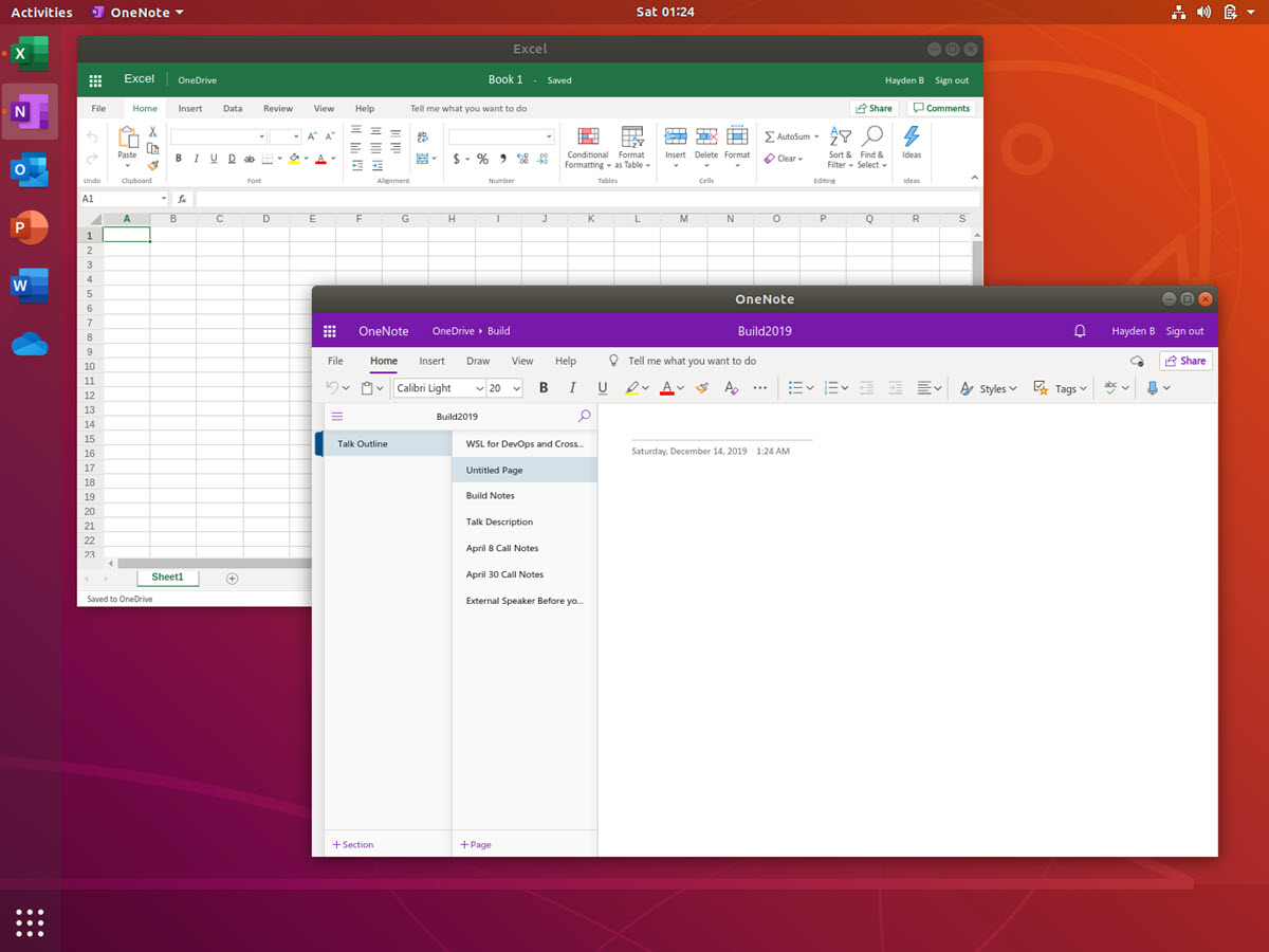 Run Office 365 Apps on Ubuntu with an Open Source Web App Wrapper 2